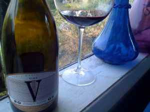 Vino V pinot 2005 sm
