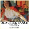 Old Creek Ranch Winery 2007 Napa Valley Cabernet Sauvignon Inspired Poetry