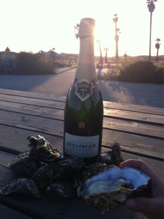 oysters&Bollinger