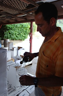 Old Creek Ranch Winery Winemaker Michael Meagher also makes Vino V