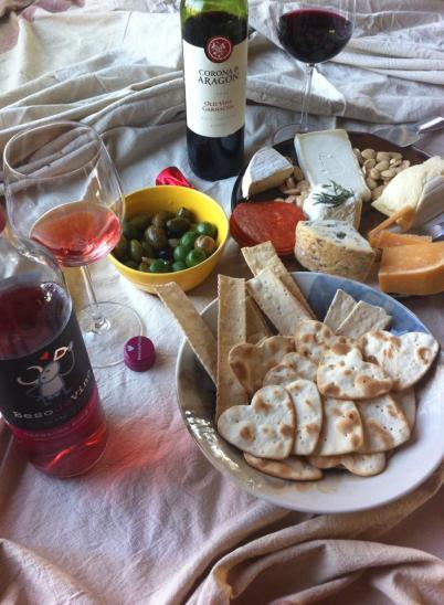 beso de vino