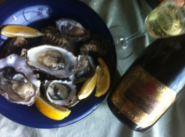 this sparkler from Italy pairs well with oysters
