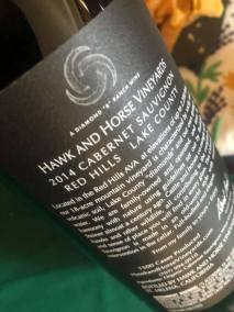 Hawk and Horse is newly certified biodynamic!