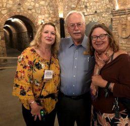 Brooks Painter, winemaker at Castello