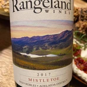 Rangeland Mistletoe red blend